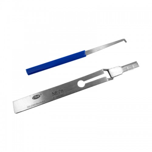 Lock pick 406(NE78) for Peugeot「製造停止」