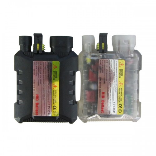 HID Replacement Ballast for H7 9006 Ultra Slim All Bulb