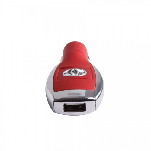 New Car Cigarette Lighter to USB Charger Adapter