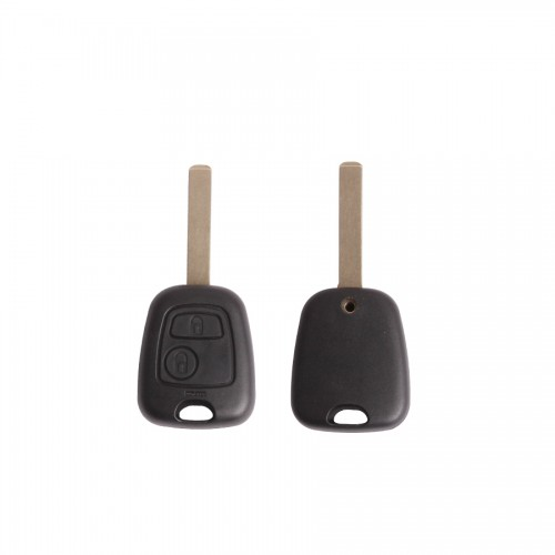 Citroen Remote key Shell 2 Button VA2 (without logo) 10pcs/lot
