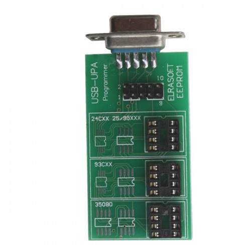 UUSP UPA-USB Serial Programmer Full Package V1.3