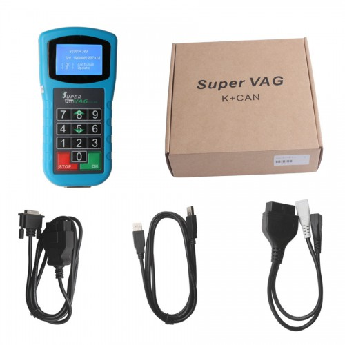XHORSE Super VAG K+CAN Plus 2.0