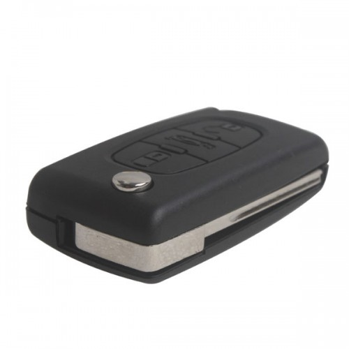 Original Peugeot 307 Flip Remote Key 3 Button