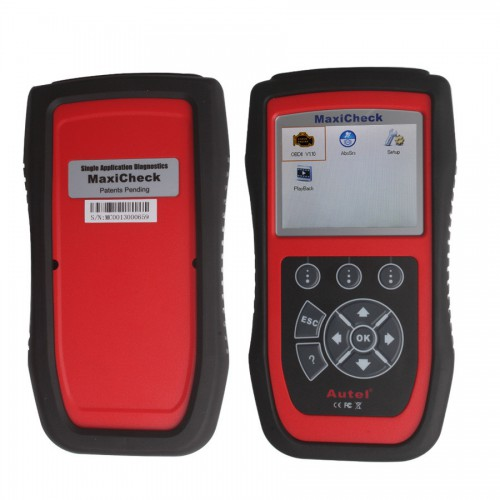 Autel MaxiCheck Airbag/ABS SRS Light Service Reset Tool
