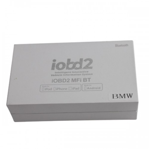 BMW診断ツールiOBD2 Wifi Diagnostic Tool for iPhone/iPad for BMW with Multi-language