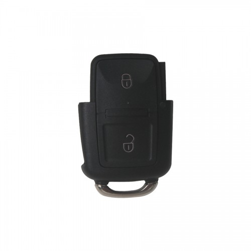 2 Button Remote 1 JO 959 753 CT 434Mhz For VW Europe South America