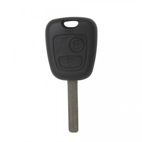 Remote Key Shell 2 Button VA2 (Without Logo) for Peugeot 10pcs/lot