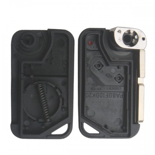 Remote Key Shell 2 Button for Old Landrover 5pcs/lot【製造停止】