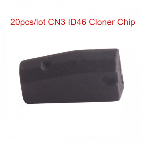 20pcs CN3 ID46 Cloner Chip (Used for CN900 or ND900 Device)