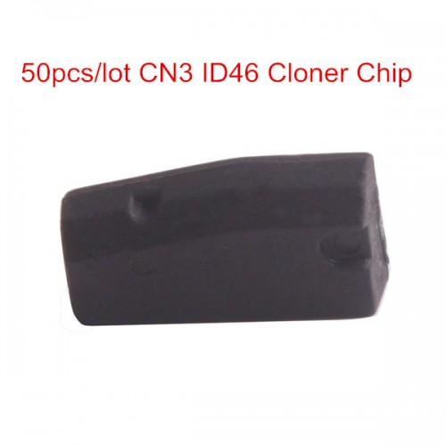 50pcs CN3 ID46 Cloner Chip (Used for CN900 or ND900 Device)