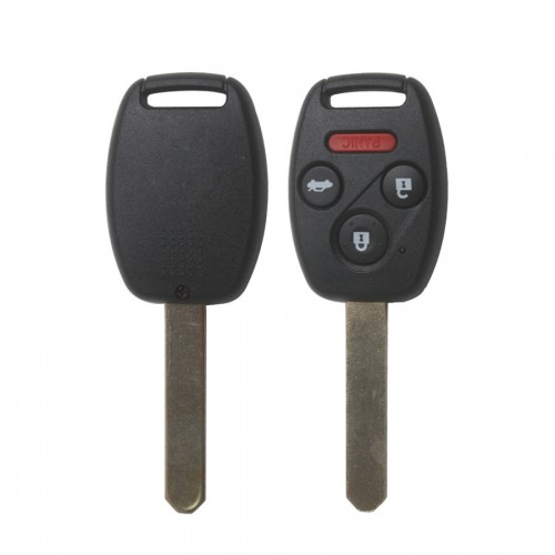 2005-2007 Remote Key (3+1) Button and Chip for Honda