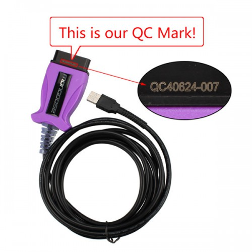 Mangoose VCI V12.10.019 Single Cable for TOYOTA