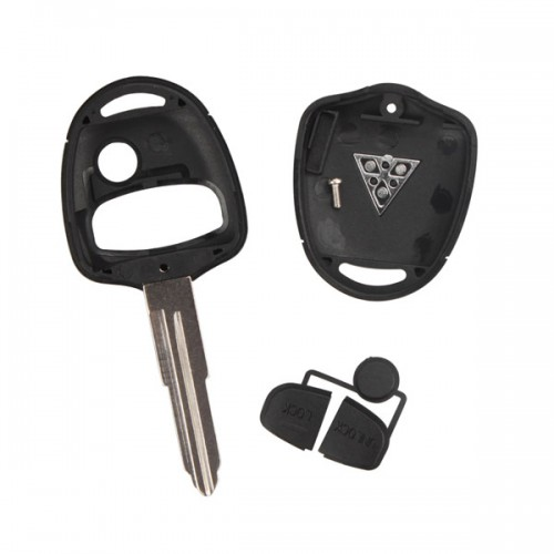 Remote Key Shell 3 Button (Right Side) for Mitsubishi 10pcs/lot