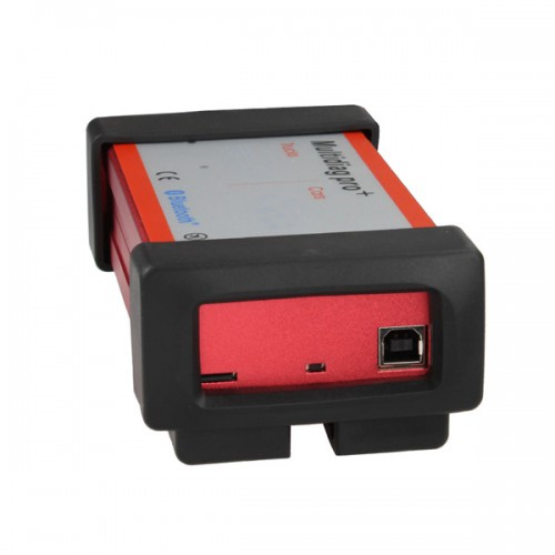 V2014.01 New Design Bluetooth Multidiag Pro+ for Cars/Trucks and OBD2 With 4GB Card Plus Car Cables