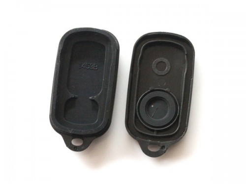 Remote key shell 2+1 button for Toyota 5pcs/lot