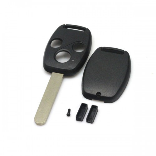 Remote key shell 3- button for Honda (without Logo and paper sticker) 5pcs/lot