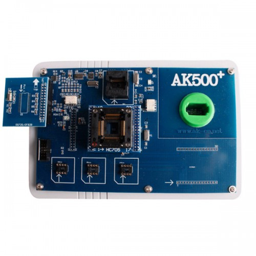 AK500+ Key Programmer for Mercedes Benz (with database hard disk)