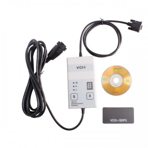 VCI1 Diagnostic Tool for SCANIA Vehicles from 1995 to 2004