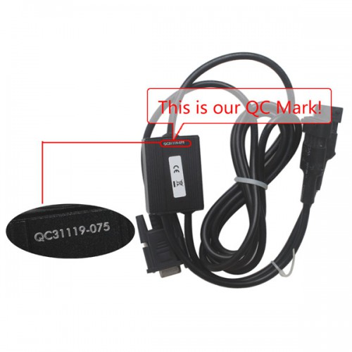 ソフトウェア搭載diagnostic cable for Linde Doctor With Software 2014V(6pin and 4pin connectors)