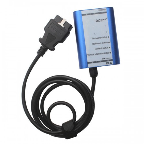 診断機Super Dice Pro+ 2014D for Volvo Diagnostic Communication Equipment