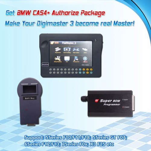 CAS4+ Authorize Package Works with Digimaster 3/CKM100 オンライン発送
