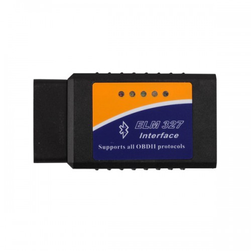 ELM327 Bluetooth software OBD2 CAN-BUS スキャンツール V2.1