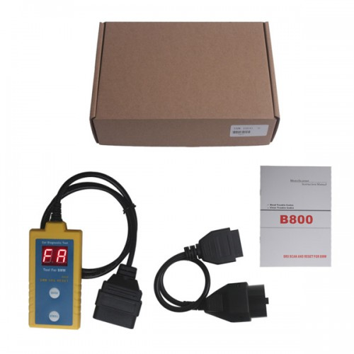 B800 Airbag Scan/Reset TOOL for BMW  無料配送
