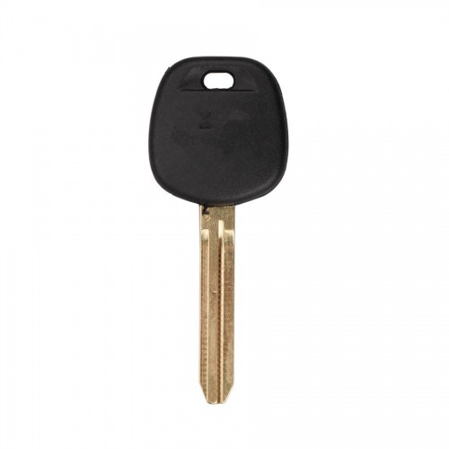Key Shell with Rubber for Toyota 10pcs/lot