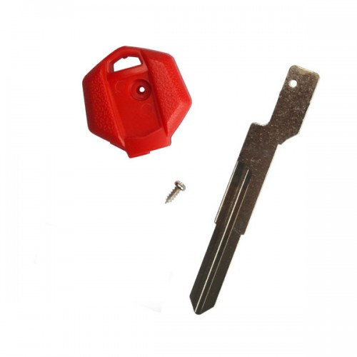 BKING Motorcycle KeyShell (Red Color) 5pcs/lot