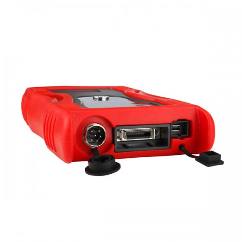 GDS VCI for KIA & HYUNDAI (RED or BLUE) with Trigger Module Firmware V2.02 Software HYUNDAI V19 KIA V12
