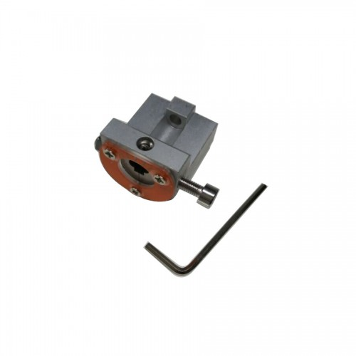 Jaguar JIG Clamp (Fixture) for Automatic V8/X6/A7/E9 Key Cutting Machine「製造停止」