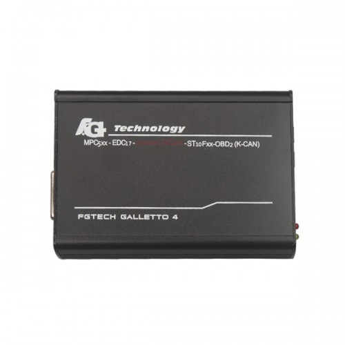 Latest Version V54 FGTech Galletto 4 Master BDM-OBD Function