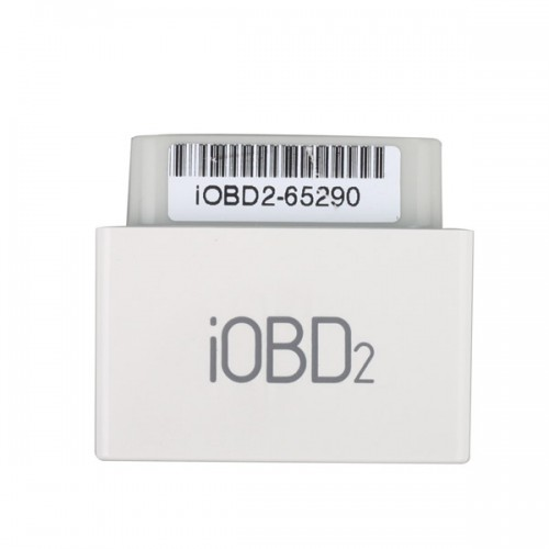 iOBD2 Bluetooth OBD2 EOBD Auto Scanner for iPhone/Android with Bluetooth & WiFi