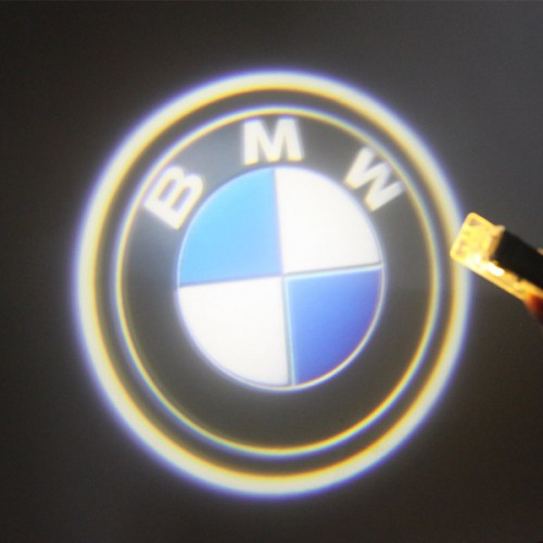 Naante BMW 3 Series Super Cool Logo Car Door LED Welcome Laser Projector Shadow Light