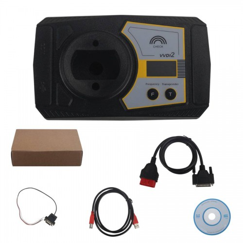 Original Xhorse VVDI2 Commander Programmer with Basic and VW Module Plus 5th IMMO Authorization
