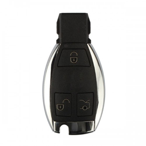 Smart Key Shell 3-Button for Benz with the Plastic Board