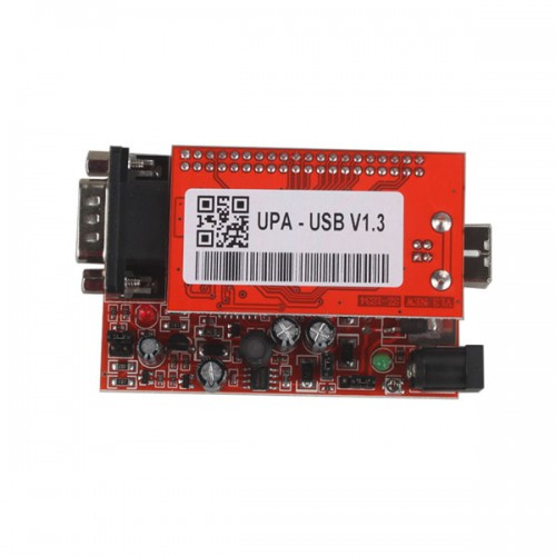 UPA USB Programmer with Full Adaptors