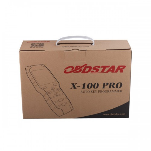 OBDSTAR X-100 PRO X100 Pro自動キープログラマー(C) Type for IMMO and OBD Software Function((Get EEPROM Adapter for free))