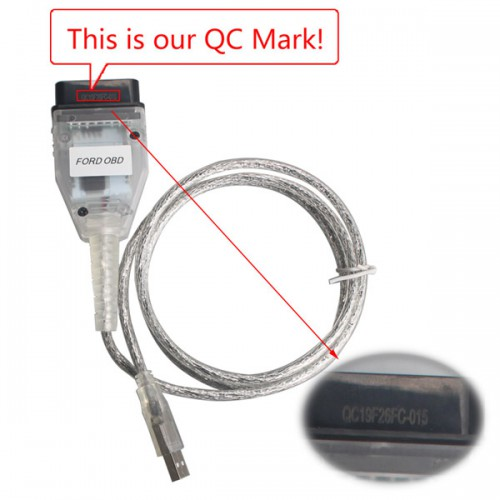 OBD2 Odometer Correct and Immobiliser Key Programming Tool for Ford