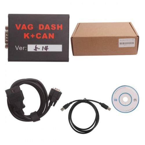 VAG Dash CAN V5.14 Free Shipping