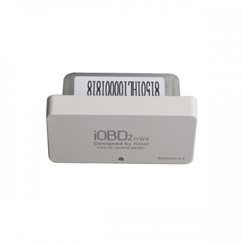 XTOOL iOBD2 Mini OBD2 EOBD Scanner Supports Bluetooth 4.0 for iOS and Android無料配送
