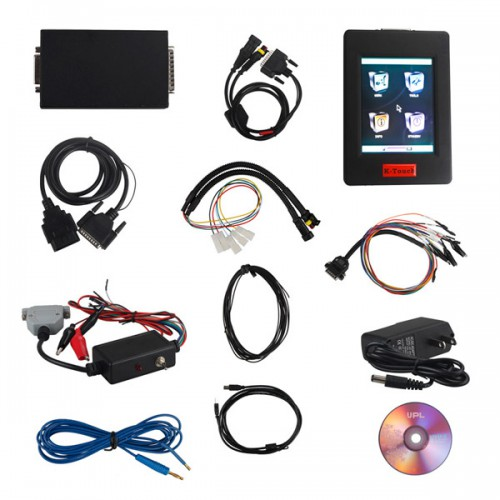 Genius & Flash Point OBDII/BOOT Protocols ECU Hand-Held Chip Tuning Tool Supprorts All Vehicle Catgeories