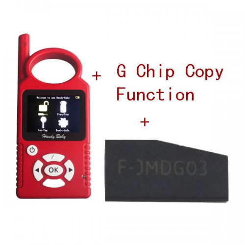 V9.0.0 CBAY Handy Baby Car Key Copy キープログラマ 4D/46/48 Chips対応+G Chip Copy Function+G Chip 10pcs