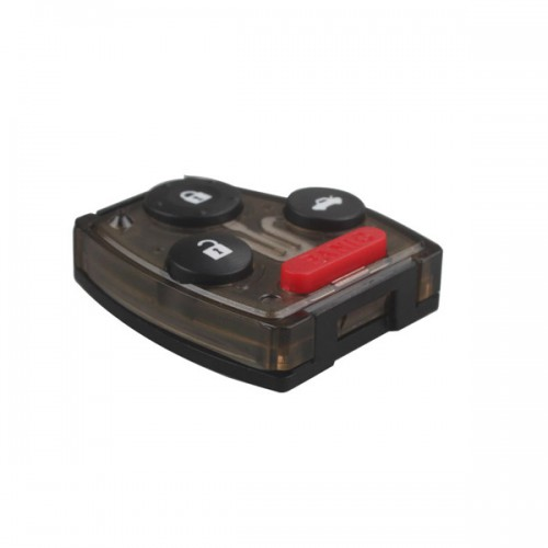 Remote Key (3+1) Buttons and Chip Separate ID:46 (433 MHZ) for 2005-2007 Honda Fit ACCORD FIT CIVIC ODYSSEY