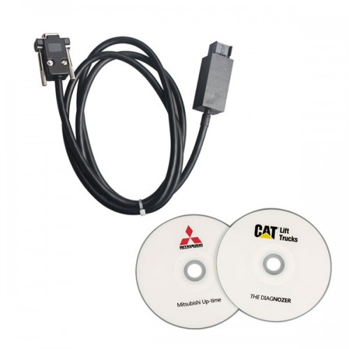 CAT and MITSUBISHI lift trucks Diagnostic Cable 16A68-00500