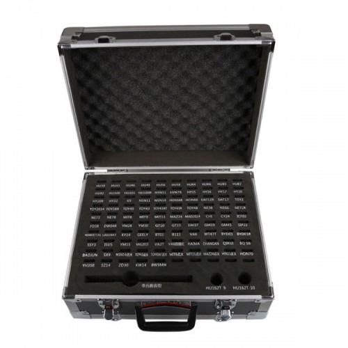 LISHI車鍵開錠ツール専用ケース LISHI Special Carry Case for Auto Pick and Decoder (箱のみ)