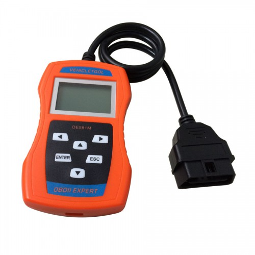 OE581M CAN OBDII/EOBDII Code Reader 1996- Cars & light Trucks
