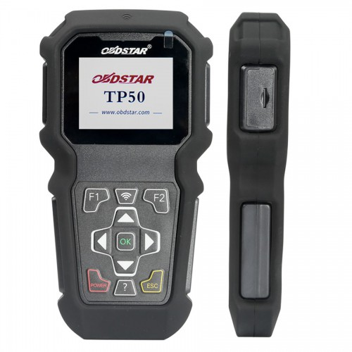 OBDSTAR TP50 Intelligent Detection on Tire Pressure /TP50 TPMS Activator Reset and Diagnostic Tool「製造停止」