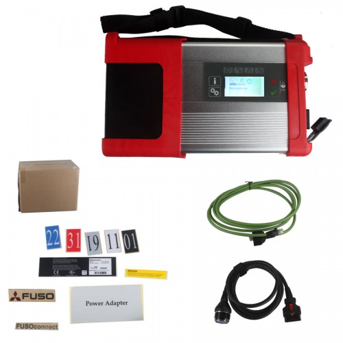 Mitsubishi Fuso Diagnostic Kit (2012-2016) C5 Xentry 生産停止