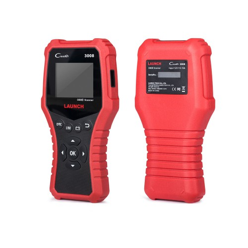 LAUNCH CR3008 OBD2 OBDII Auto Scanner X431 Creader 3008 OBD2 Engine Code Reader Free Update